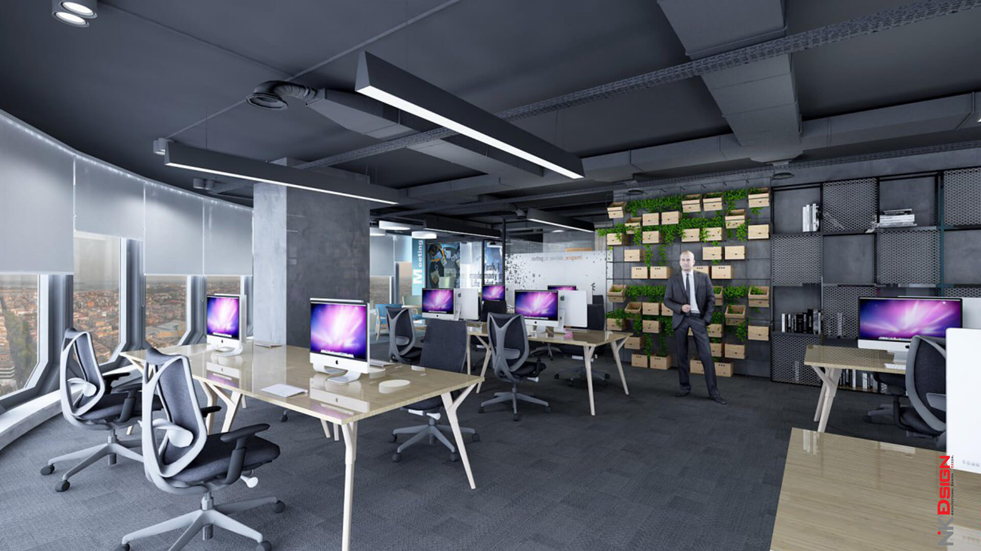 THE BEST CHOICE FOR OFFICE DESIGN